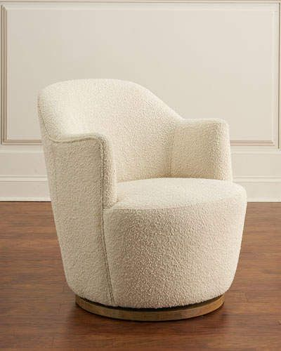 Astounding Four Hands Elton Chenille Chair Acrylicpolyesterstapled Evergreenethics Interior Chair Design Evergreenethicsorg