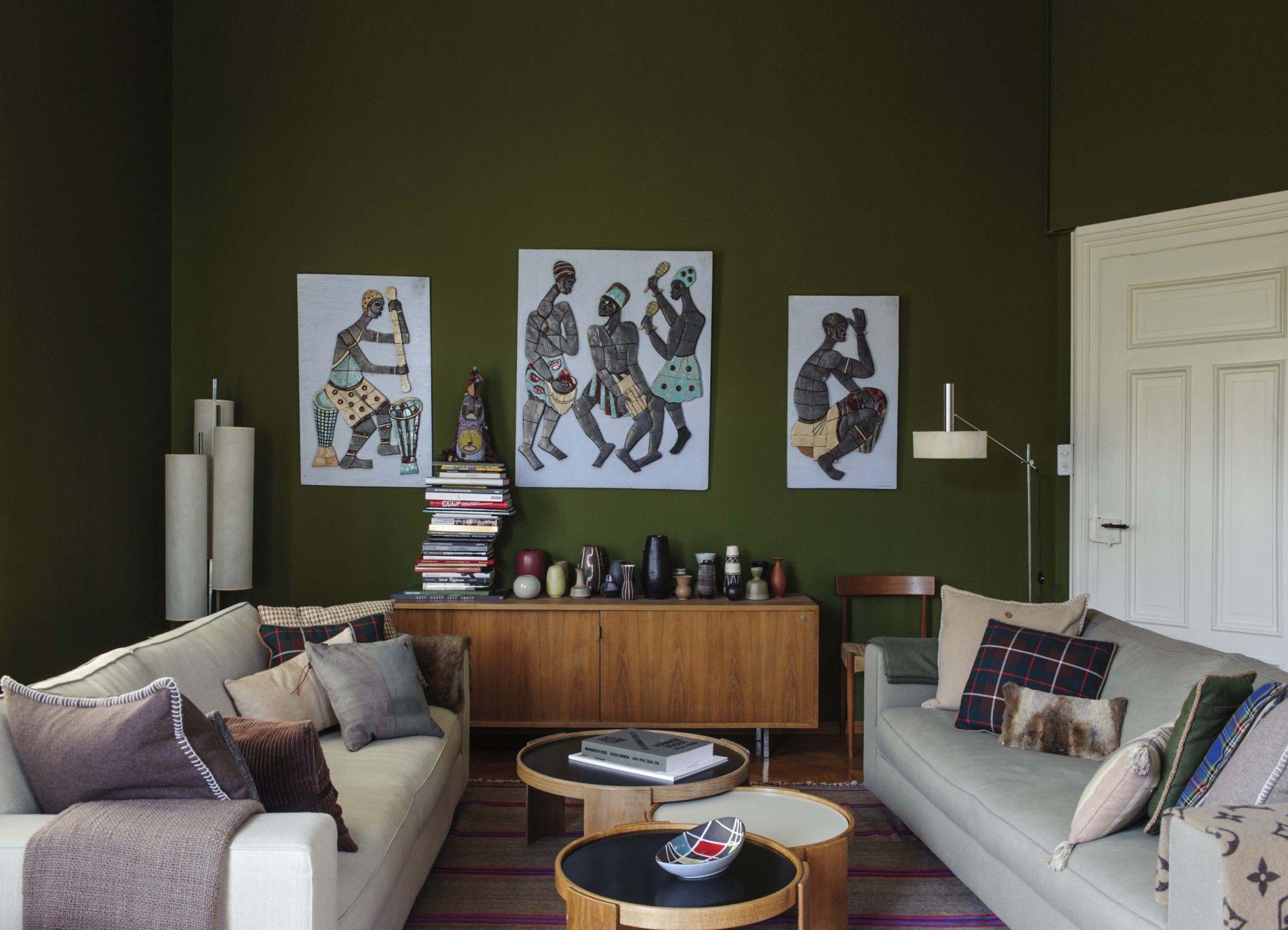 Apartment, Interior Design GUSTAVE 6 zimmer wohnung