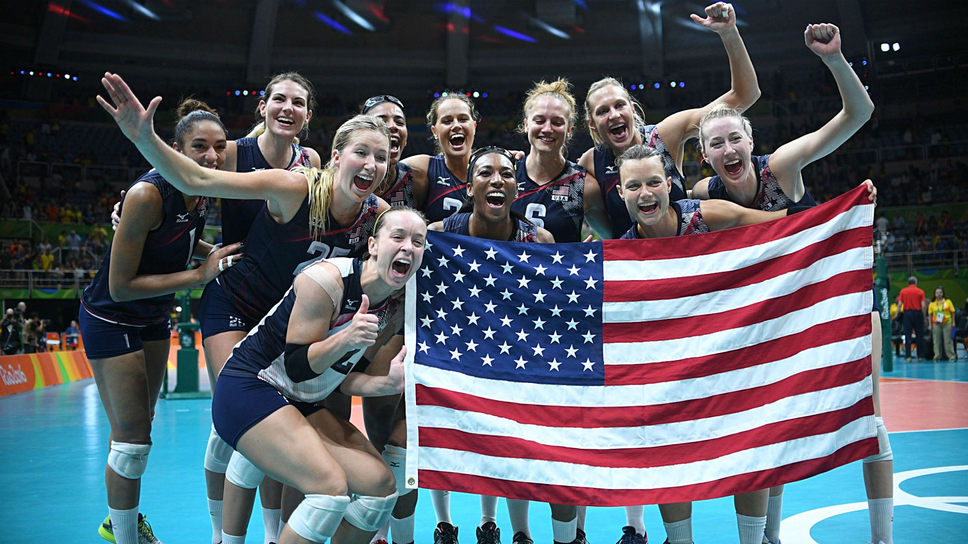 2016 Rio Olympics Team Usa Soccer Google Search Olympic Volleyball