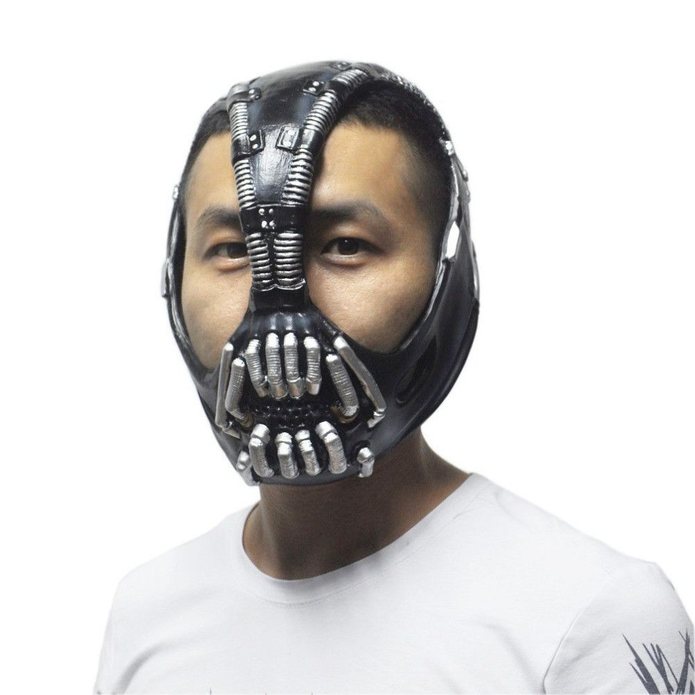 Cheap party face mask Buy Quality mask for halloween directly from China latex mask Suppliers The Dark Knight Batman Movie Cosplay Prop Bane Latex Masks ...  sc 1 st  Pinterest & Dark Knight Bane Halloween Mask - Latex - Full Mask | Contest Ideas ...