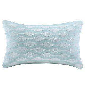 Harbor House Maya Bay Cotton Lumbar Pillow