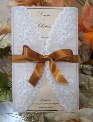 Convites Em Papel Vegetal Pergamano Parchment Craft Cards