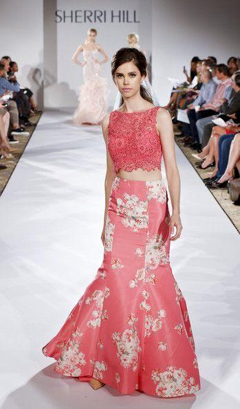Sherri Hill - Runway - Mercedes-Benz Fashion Week Spring 2015
