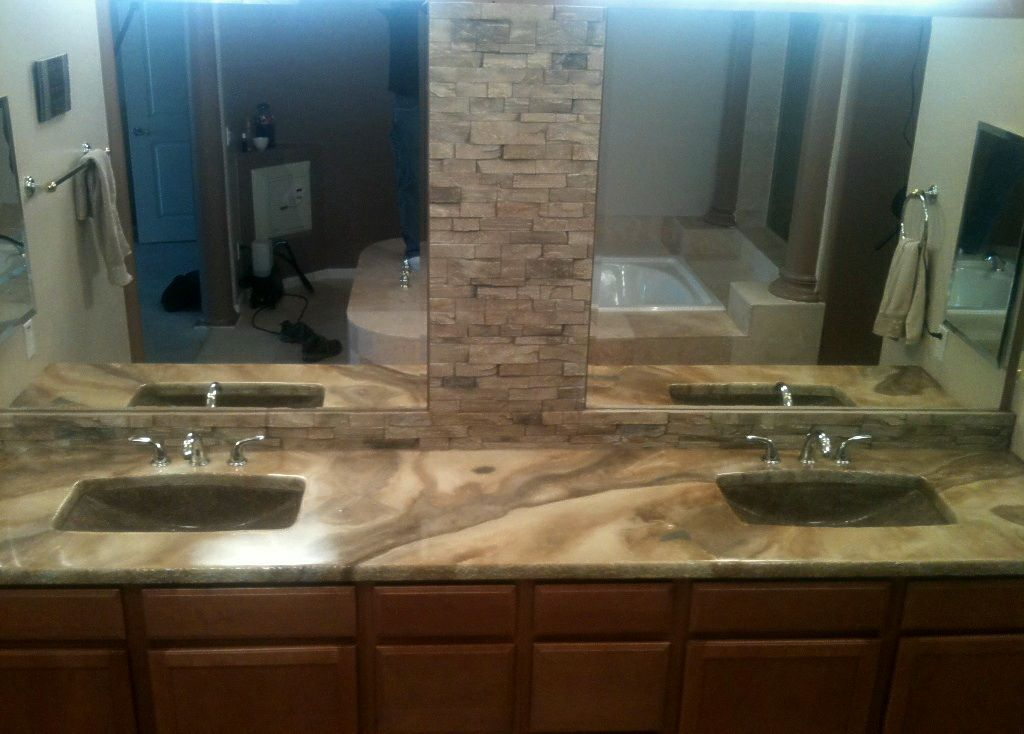 Cement Countertops How To