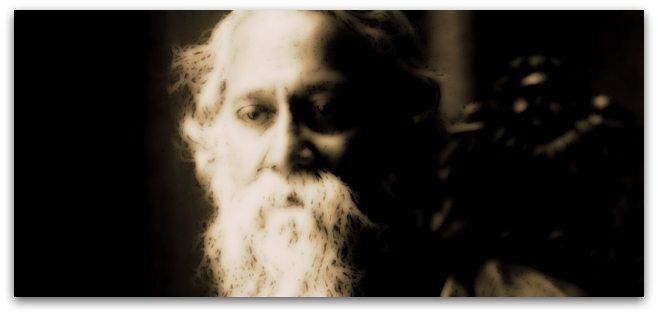 Rabindranath Tagore The Wonder Of A Bengali He Questioned The Sky With Emotion Look For The Tears Of The Night This Or That Questions Wonder Look At The Sky