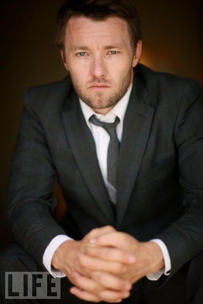 Joel Edgerton - brilliant actor. looks gorgeous in a suit & a scruffy beard!