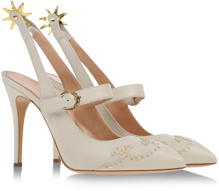 CHARLOTTE OLYMPIA Chaussures à brides