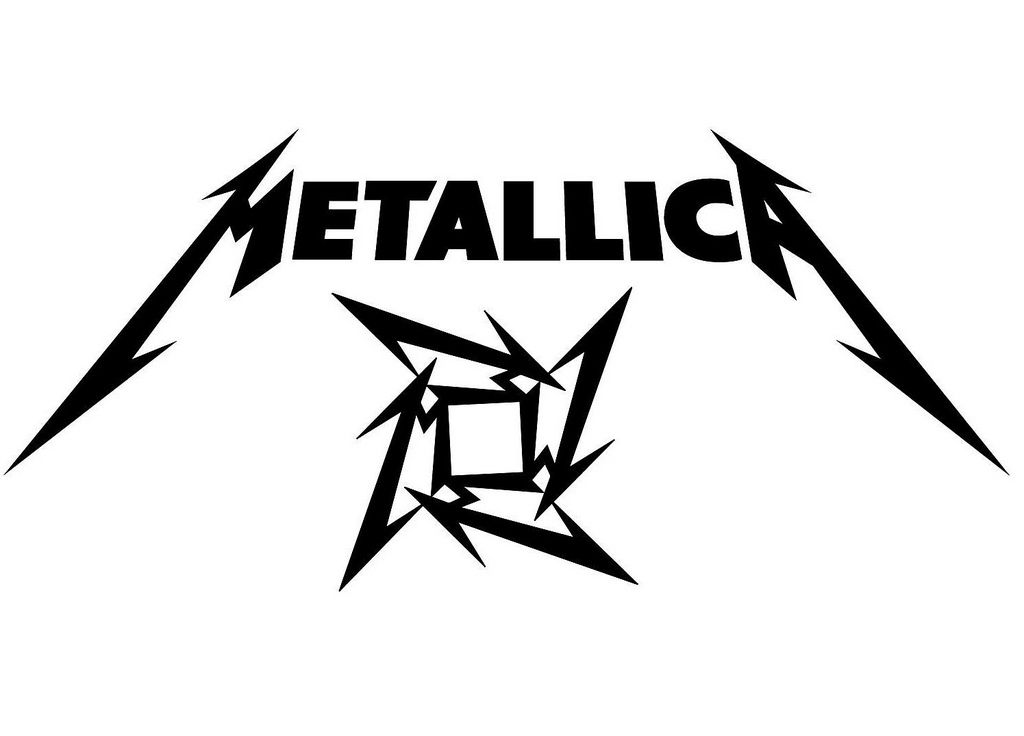 Metallica Symbol Music Pinterest Metallica Metallica Band And