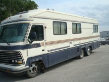 1990 Holiday Rambler Imperial Motor Home SALVATION ARMY