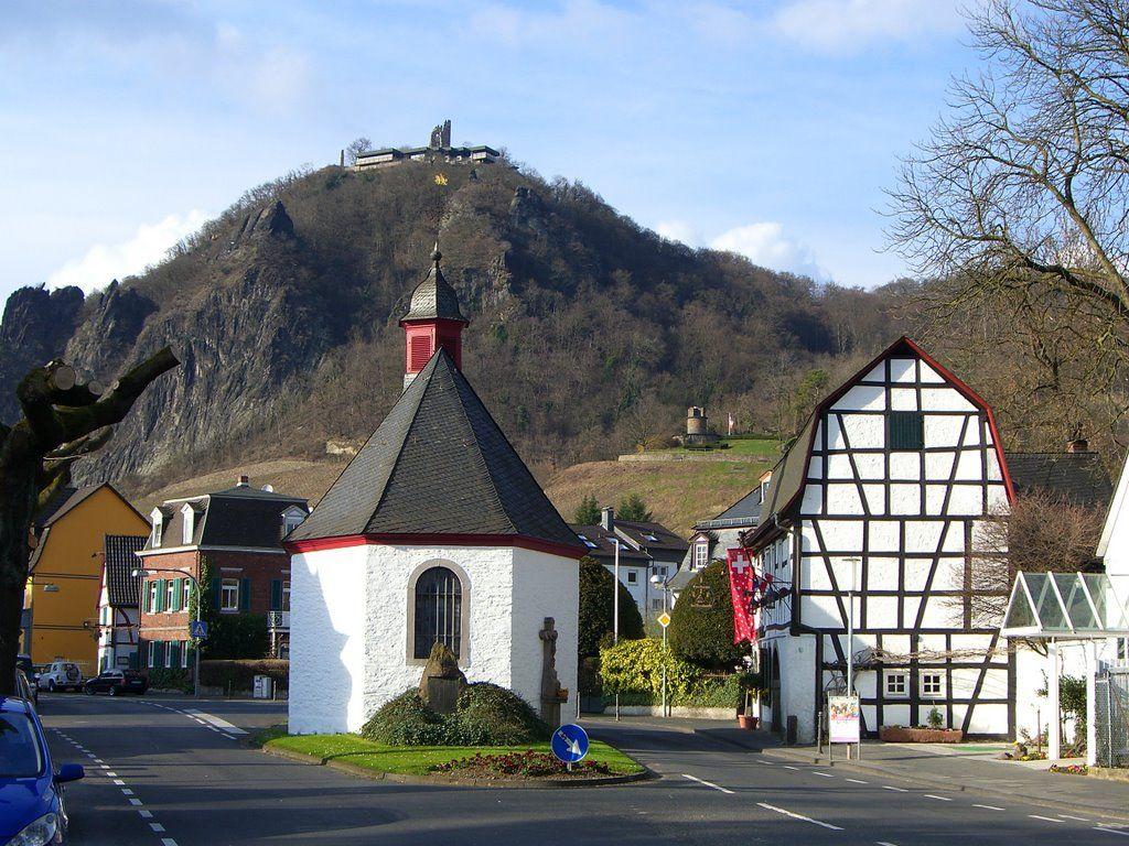 Bad Honnef Rhondorf Kapelle Rhein Sieg Kreis Nrw De