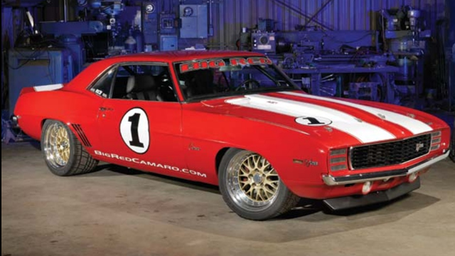 25 Furiously Designed Fast And Furious Cars Chevrolet Camaro