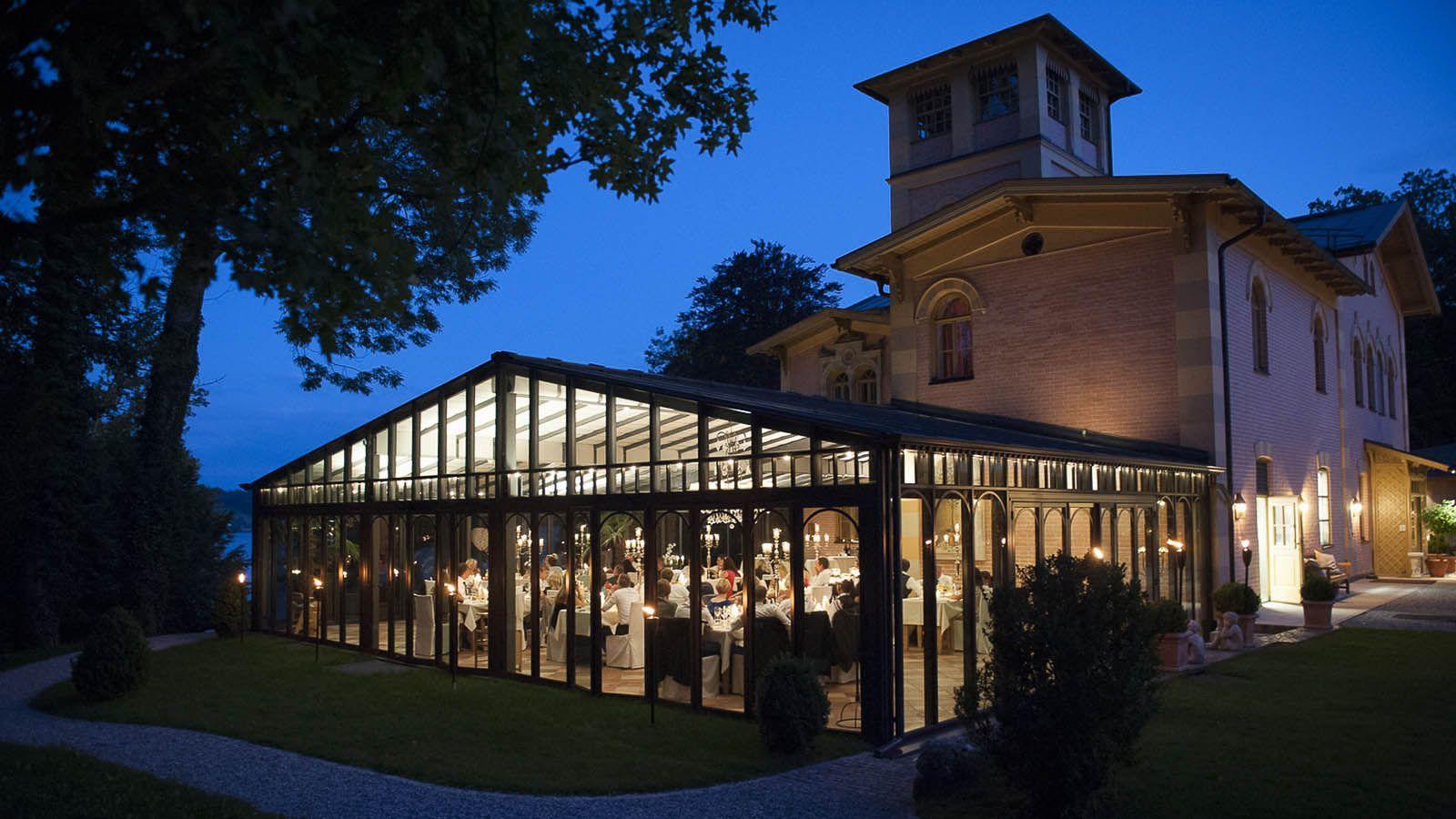 Hochzeitslocation am Starnberger See: Hotel La Villa