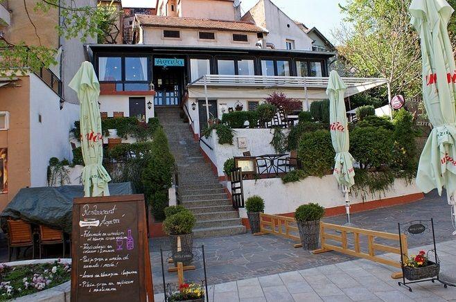 Restaurant Agava Tkalciceva Ulica Zagreb Croatia Offers Delicious Menus Croatia Zagreb Mansions