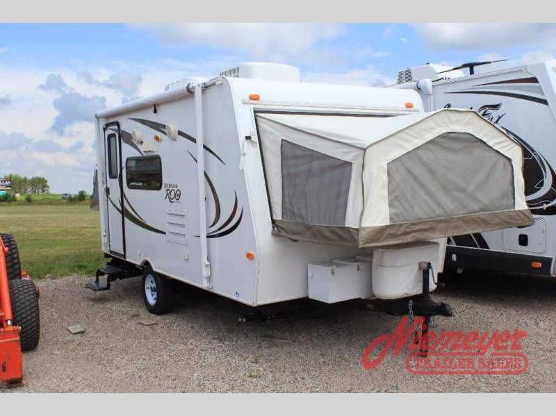 2010 Forest River Rockwood Roo 17 For Sale Albertville Mn Rvt