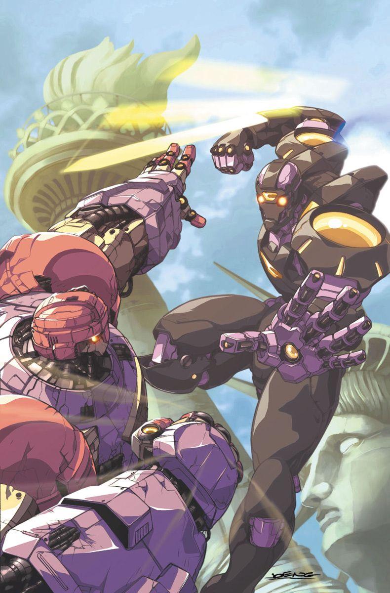 Sentinel Marvel