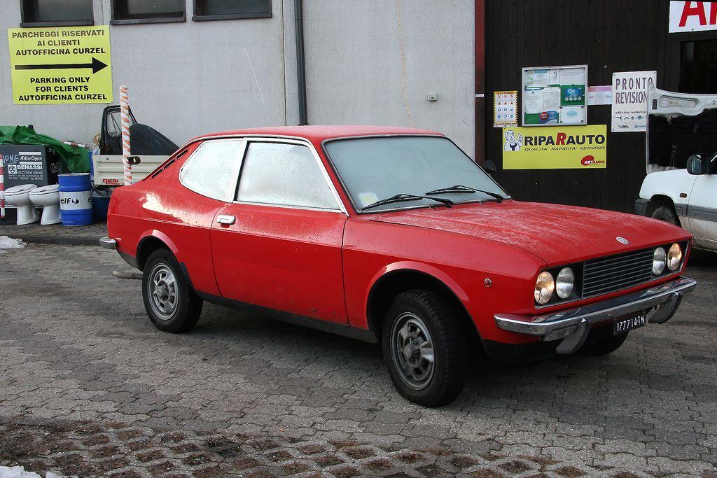 Fiat 128 Sport L Cc 1300 Met Afbeeldingen Motor