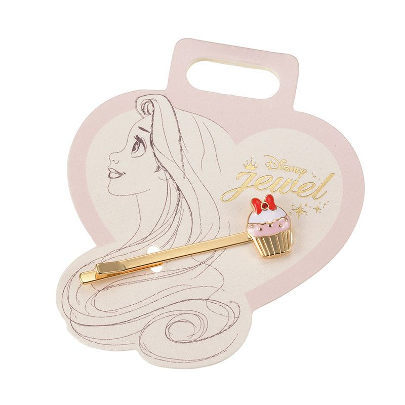 [Official] Disney Store | hairpin Valentine cupcake Minnie: | Disney Goods Gift of official mail order site Disneystore