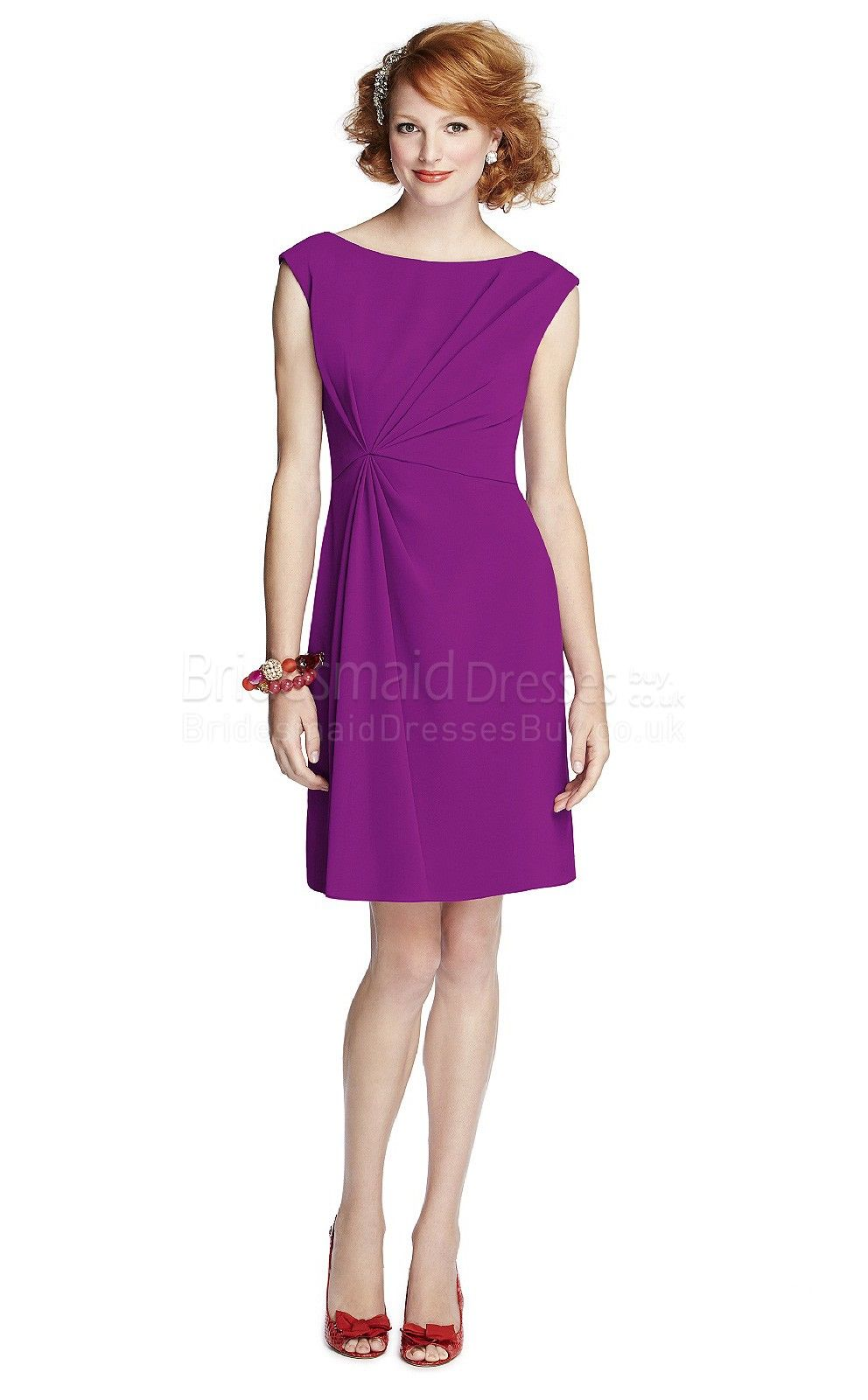 Short purple wedding dresses  Short Purple Bridesmaid Dresses purple bridesmaid dresses  My