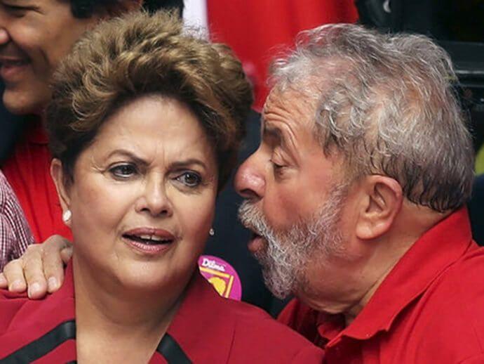 Presidente Dilma e o ex-presidente Lula eram chamados de 'Luma' pelos executivos da construtora OAS