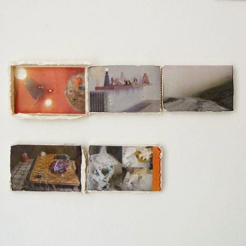 Ann Linnemann - studie galleri: VERDEN RUNDT august-september 2014