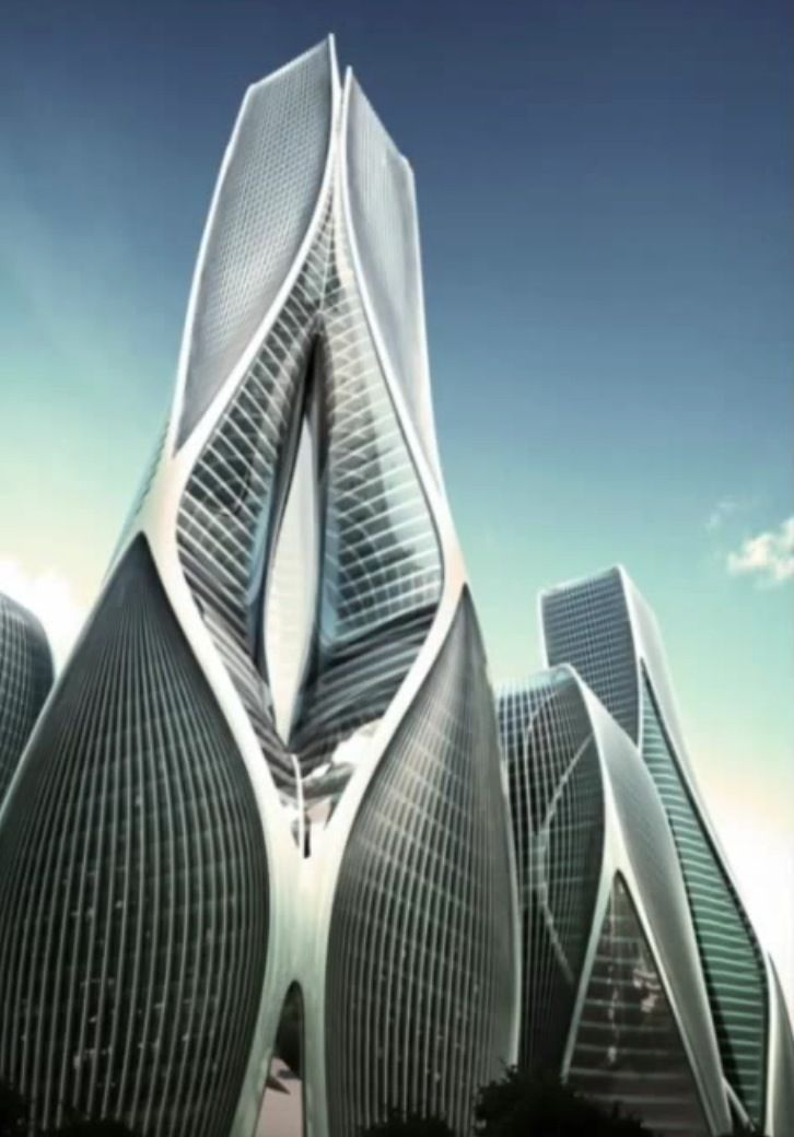 what the hell are you doing Zaha Hadid?