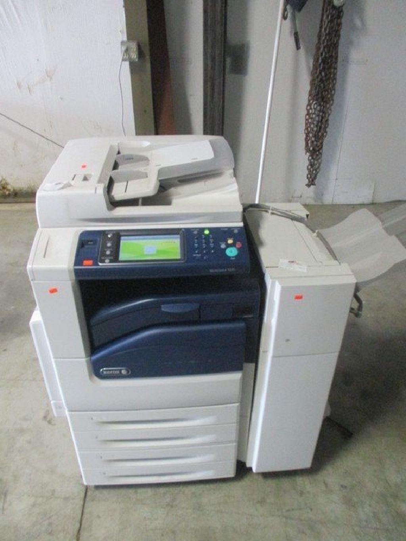 Xerox Workcentre 7225 Color Printer Rtr 8082637 03 Color