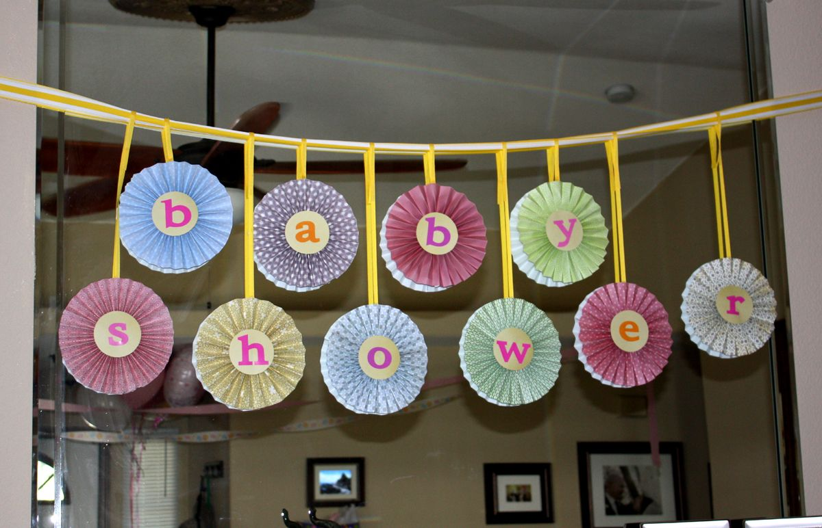 Check Out This Great Photo Of Personalized Baby Shower Banner And Other  Many Baby Shower Ideas At Just Baked