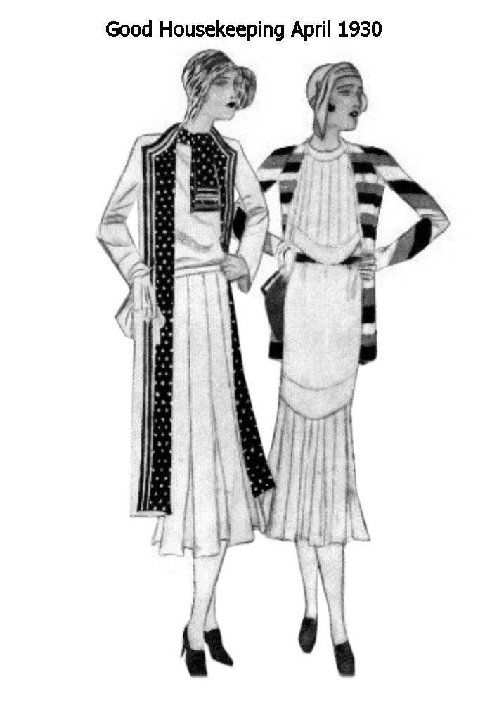 1930s Fashion History - Good Housekeeping Fashion Design Images ...