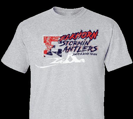 d29c8f5a73f High School Impressions SW-020-w Custom Swim Dive Team T Shirts - Create  your own design for t-shirts