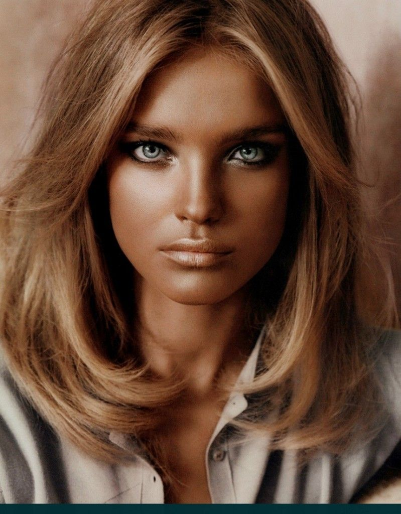 Superbe femme russe