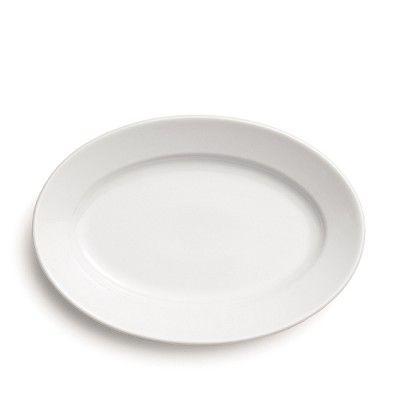 Apilco Chop Plates Set Of 2 Plates Dinner Plates
