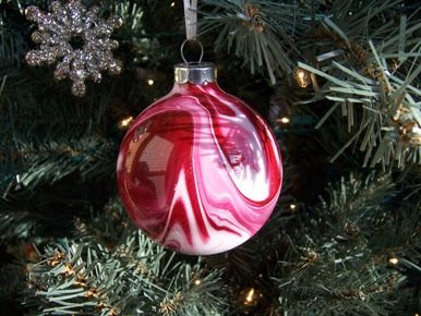 clear plastic ball fillable ornament christmas holiday. Black Bedroom Furniture Sets. Home Design Ideas
