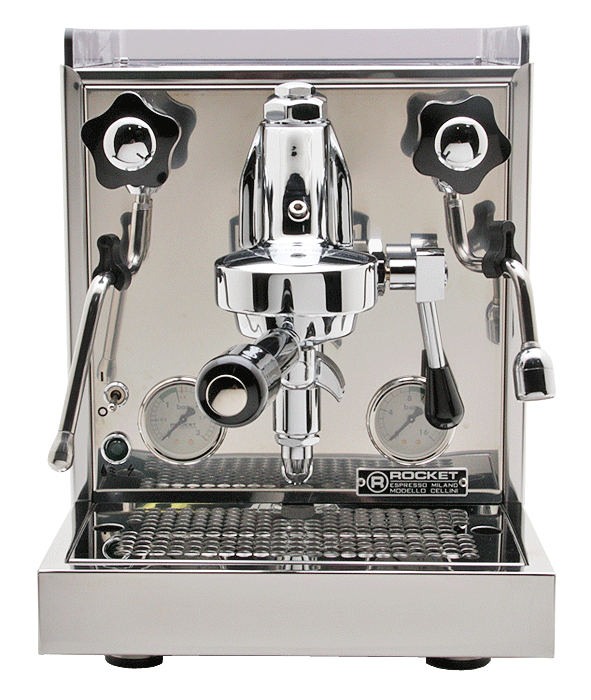 ROCKET CELLINI V3 ESPRESSO MACHINE Dual Boiler Simply put