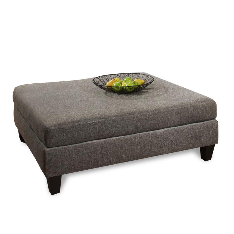 Dicken Cocktail Ottoman Cocktail Ottoman Ottoman Darby Home Co