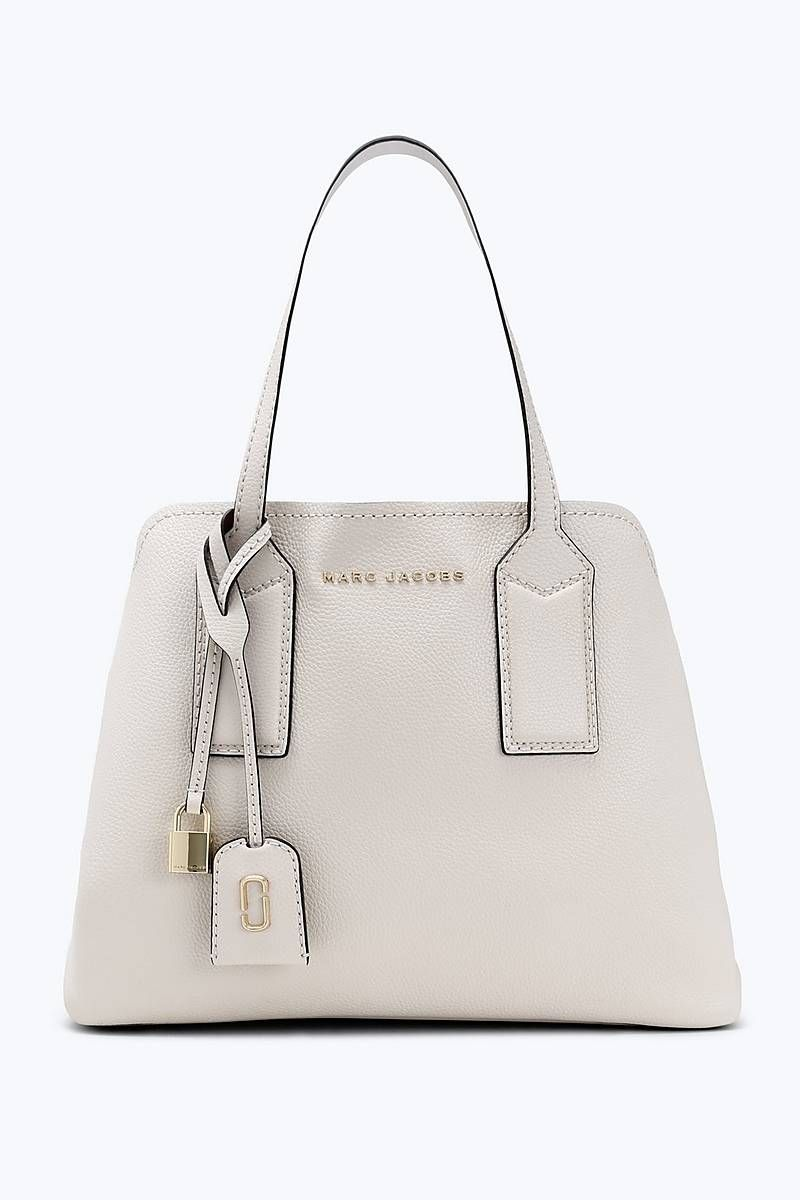 32d4d29ff7d8 Marc Jacobs The Editor Tote in Antique White