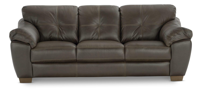 Superbe Phoenix Leather Sofa