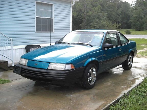1994 Chevy Cavalier Rs 5 Speed Mine Is Almost Exactly Like