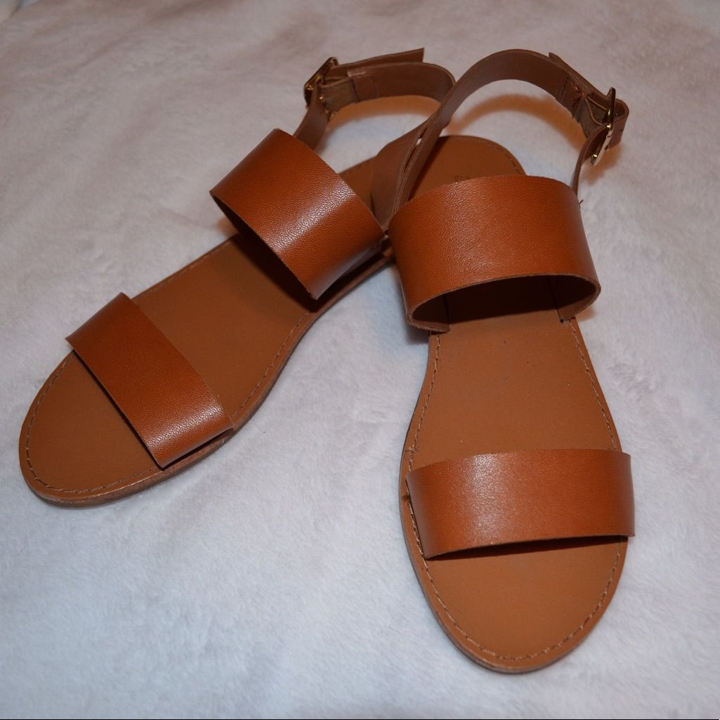 Classy Brown Sandals