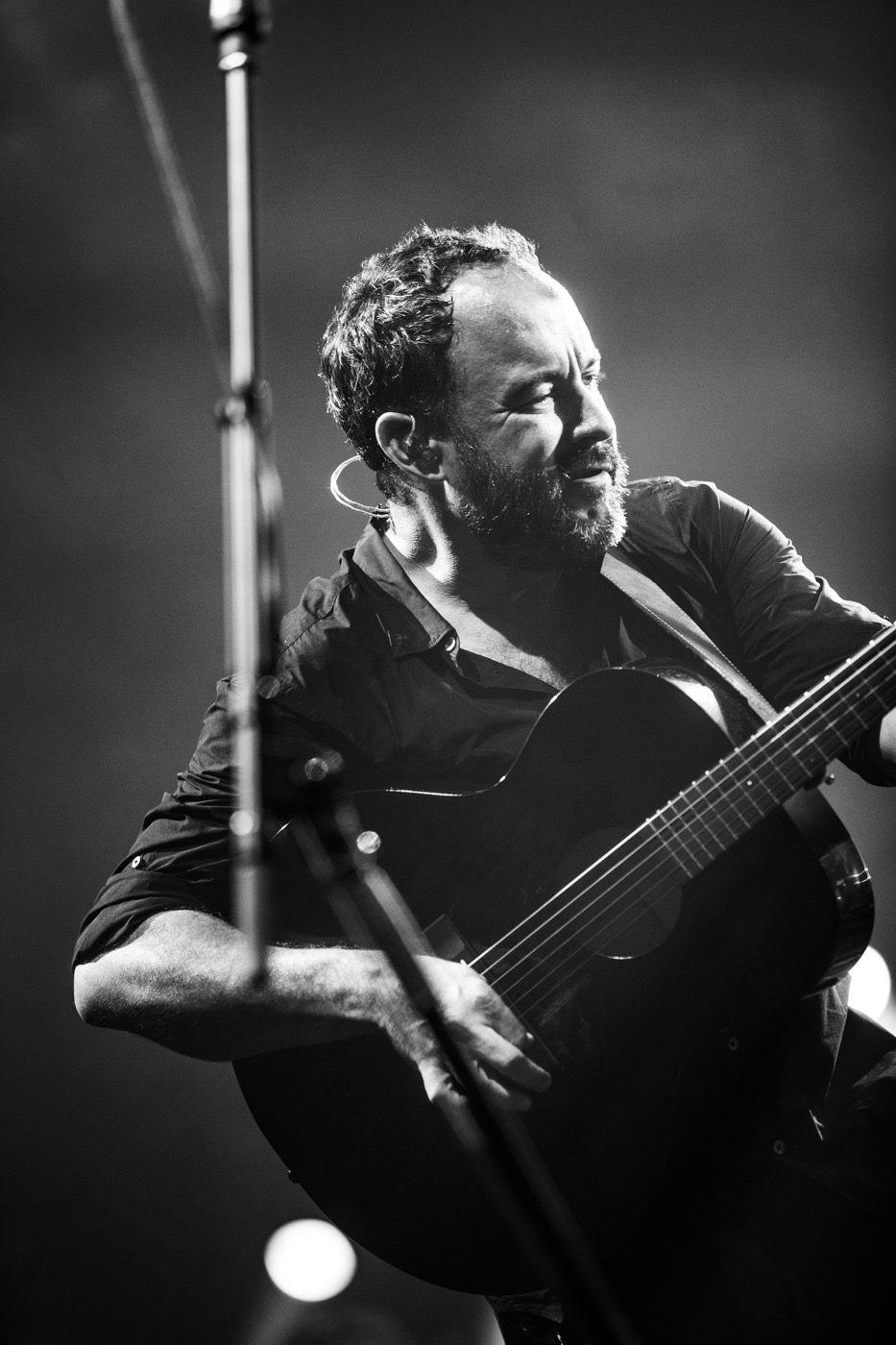 Amazon.com - (24x36) Dave Matthews Band (Dave, Black