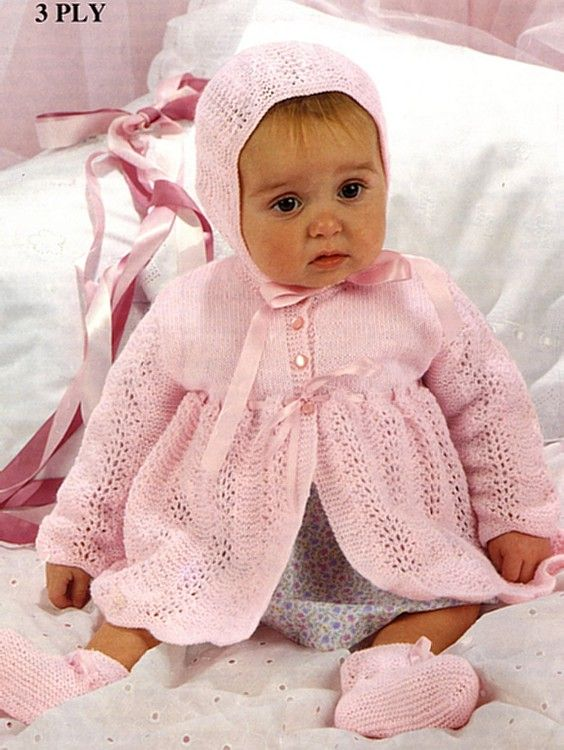 Patons Knitting Patterns For Baby Baby Patterns Pinterest