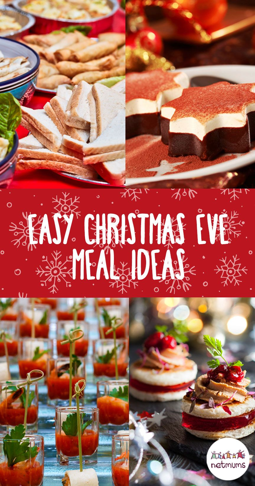 easy christmas eve meal ideas whether you prefer to have a cold buffet or even