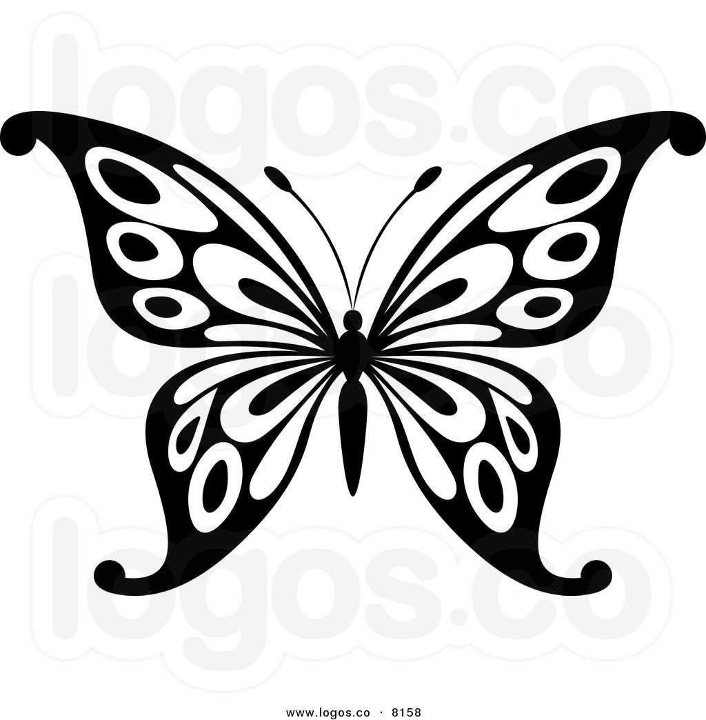 butterfly vector | Craft Elements and Ideas for Projects ...