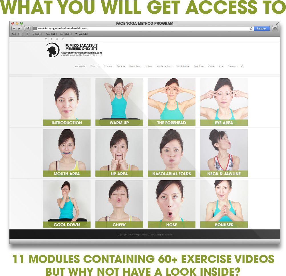 Anti Aging: Anti Aging Face Yoga Videos