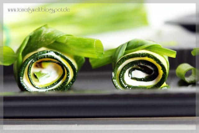 small zucchini role