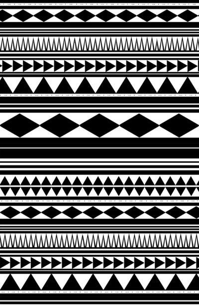 Aztec Wallpaper Padroes Tribais