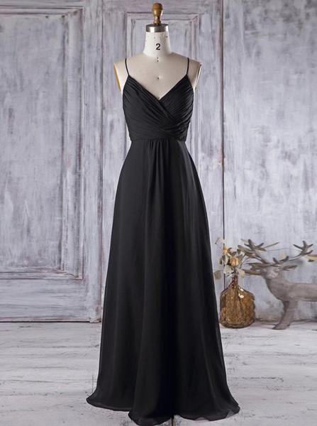 Pin On Chiffon Bridesmaid Dresses
