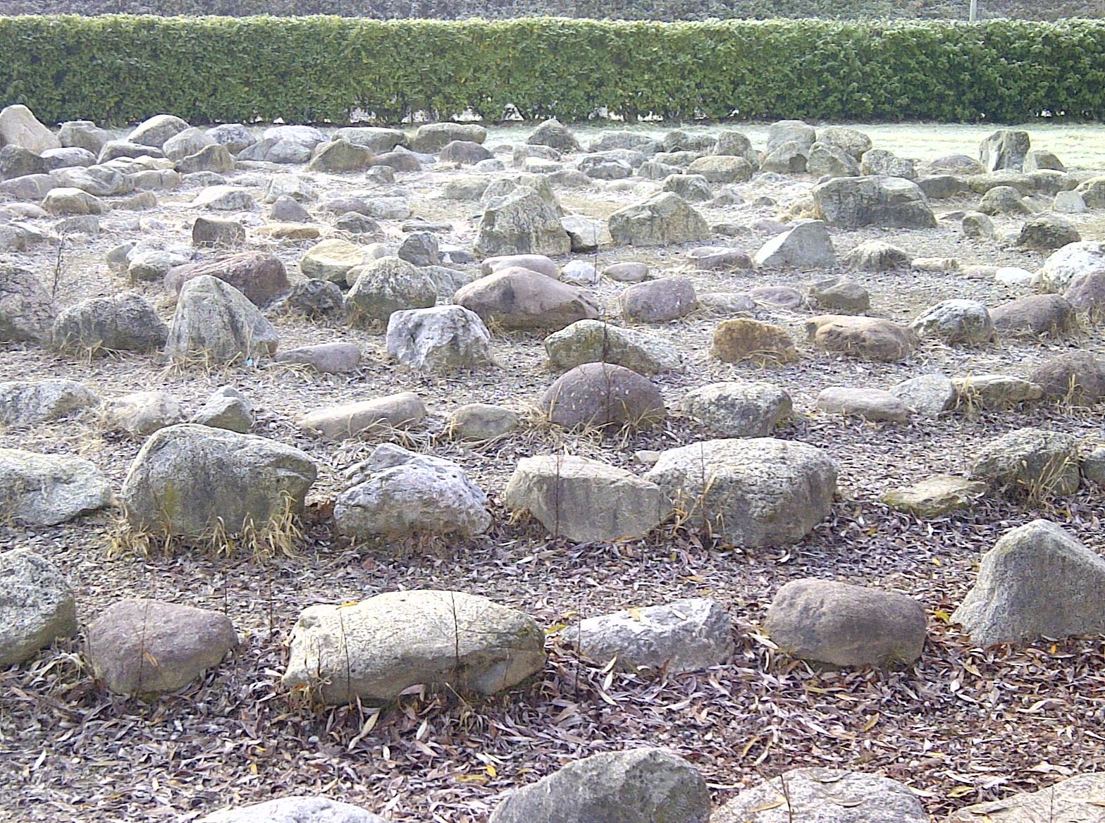 Stone Labyrinth - Valle Camonica - Italy