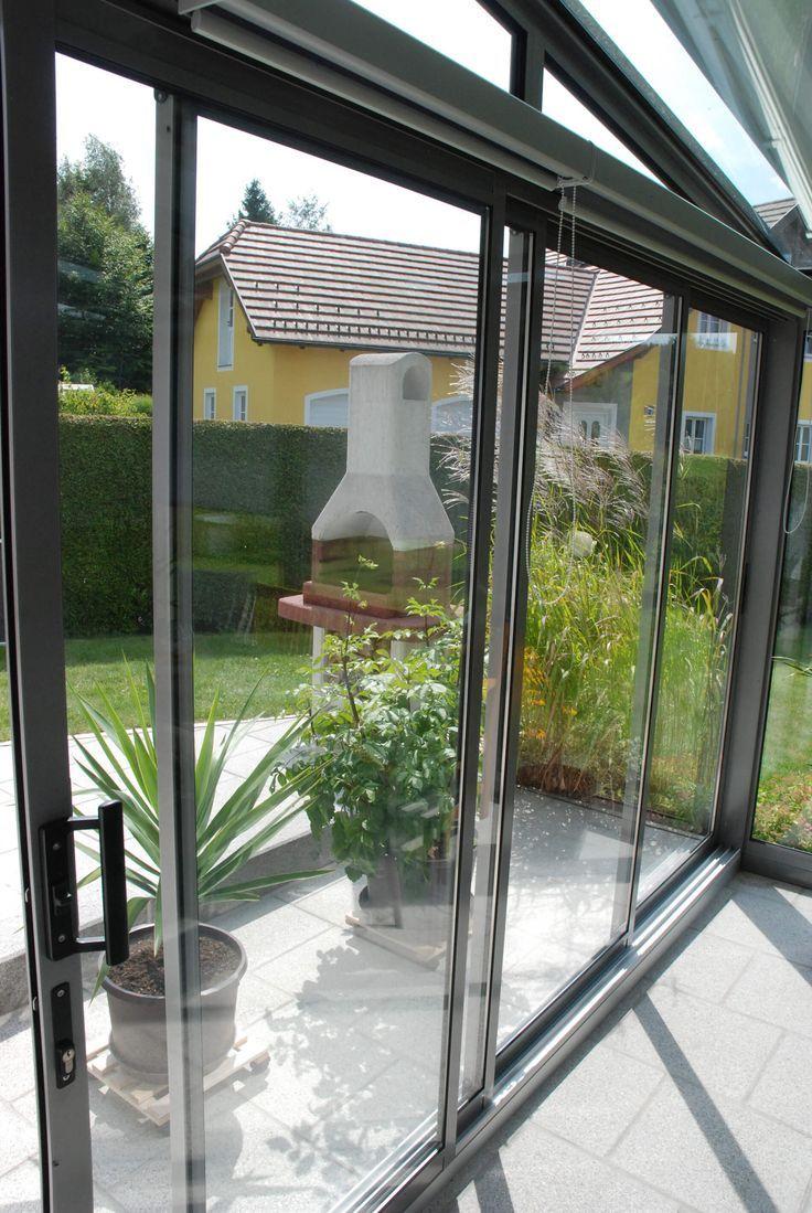 Glasschiebetüren nach Maß für Wintergarten in 2020