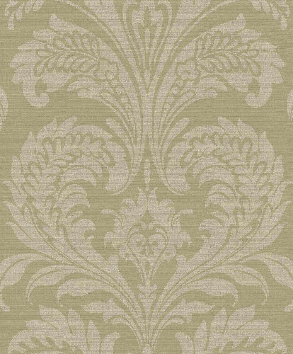 Tavertina by SketchTwenty 3 Olive Wallpaper