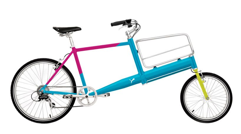 Puma mopion bike - KiBiSi